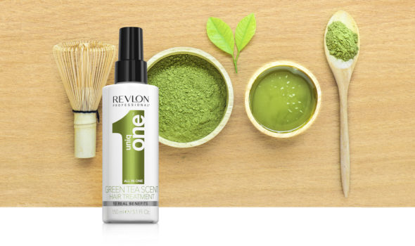 Revlon Professional UniqOne Green Tea Scent