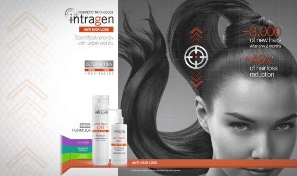Intragen Cosmetic Trichology